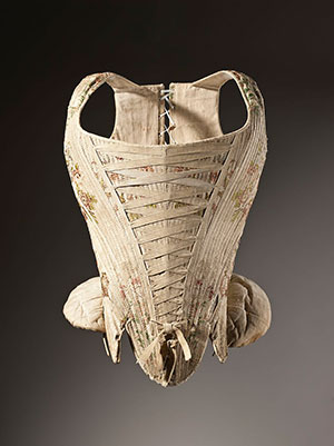 Woman's corset 1730–1740
