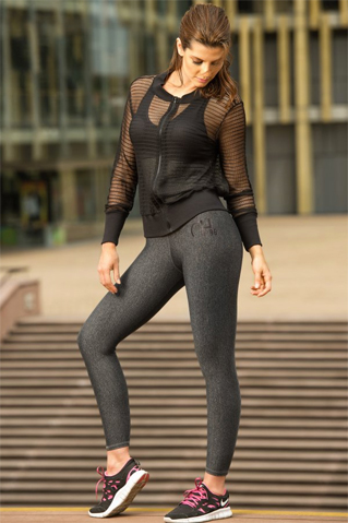 Co'Coon High Waist Sport Leggings