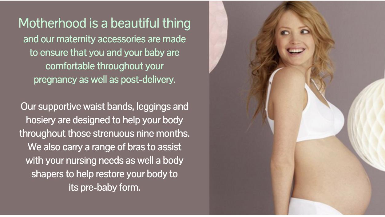Plus Size Maternity | Maternity Shapewear & Panties