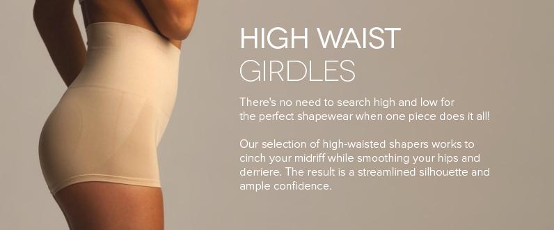 a9f45b8ea8b6 High-Waist Shapewear & Girdle | Classic Shapewear