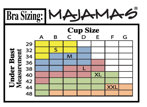 37a1278f8cfdd Majamas Organic Easy Bra O07--2501