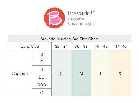 a33b0f8dfb96c Bravado Ballet Nursing Bra 1260 | Women's