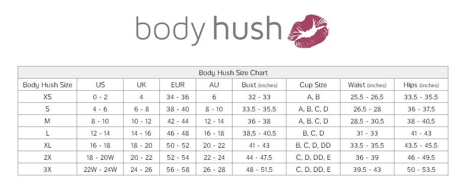 6d96857bafd Body Hush Air The Sculptor All-in-One High Waisted Body Shaper BH1607
