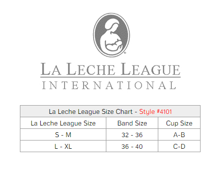 49c1f6b99eb46 Band Size  Size chart · S-M L-XL. This product is currently not available for  purchase. Black Jacquard. la-leche-league-wrap-n-snap-nursing-bra-