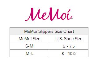 05ab5e7cda MeMoi Polka Fluff Low Cut Slippers MF4-1514