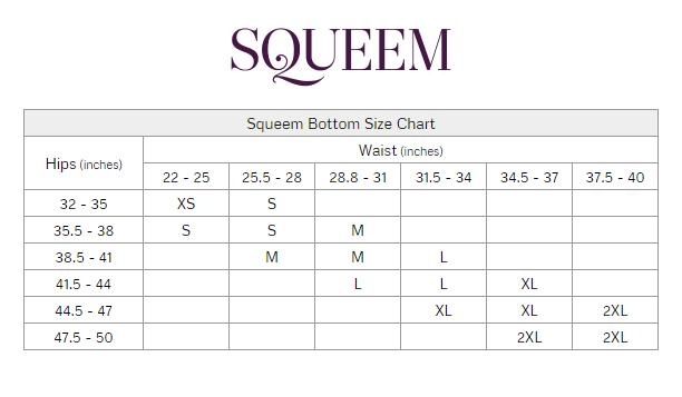 3e41ba2df8 Squeem Curve Emotion Mid Waist Boyshort 26EM
