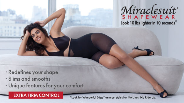 Free Shipping on Miraclesuit Shapewear!