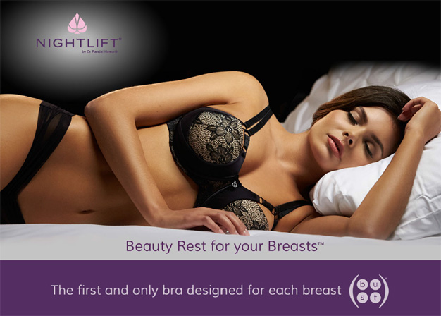 NightLift Sleep Bra