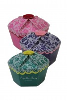 Affinitas Cupcake 3-Pack Fashion Thong