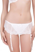 Affinitas Pearl Skirted Thong