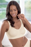 Anita Salvia Front Closure Wire-Free Mastectomy Bra