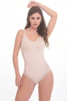 Annette Bodysuit with Latex Front