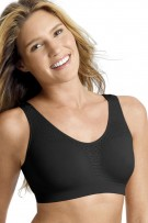 Barely There by Bali Comfort Revolution Microfiber Crop Top