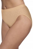 61fd1aa82ff Barely There by Bali Comfort Revolution Microfiber Seamless Hi Cut Panty