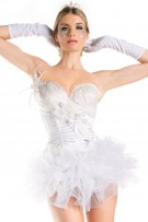 Be Wicked 2 for 1 White Swan/Angel Costume