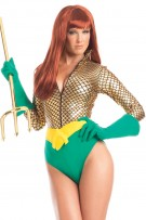 Be Wicked Alluring Aquagirl Costume