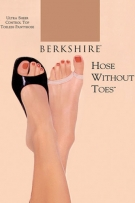 Berkshire Ultra Sheer Control Top Pantyhose Without Toes