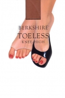 Berkshire Ultra Sheer Toeless Knee High