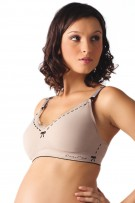 Cache Coeur Seamless Illusion Maternity and Nursing Bra
