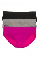 Black/Gray/Fuchsia