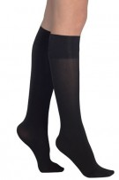 Commando Opaque Knee Socks