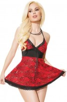 Coquette Reversible Babydoll