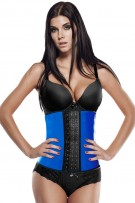Curveez Latex Thermal Waist Cincher