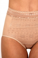 DuMi Firm Control Hi-Cut Brief