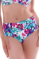 Fantasie Swimwear Sardinia Deep Gathered Brief