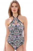 Freya Zodiac Swim High Neck Suit