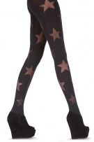 House of Holland for Pretty Polly Reverse Star Tights