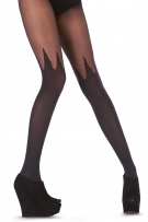 House of Holland for Pretty Polly Spike Mock Hold-Up Tights