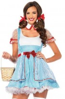 Leg Avenue 2-Piece Oz Beauty Costume