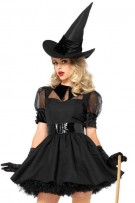 Leg Avenue 3-Piece Bewitching Witch Costume