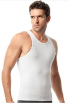 Leo Athletic Compression Tank Top
