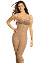 Leonisa Capri Length Underbust Body Shaper