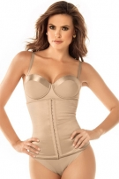 Leonisa Slimming Waist Cincher with Latex