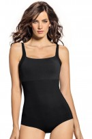 Leonisa Undetectable Edge Supportive Bust Complete Bodysuit Shaper
