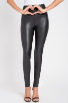 Lysse High Waist Vegan Leather Legging