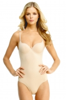 MeMoi SlimMe Underwire and Padded Bodysuit with Brief