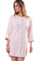 Naked Cotton Essentials Double Cloth Sleepshirt