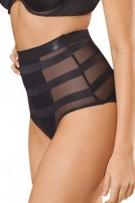 Noir Collection Mid Waist Panty Shaper Style JN25