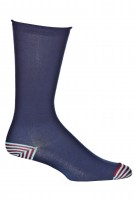 Ozone Men's Basic Navy Sock