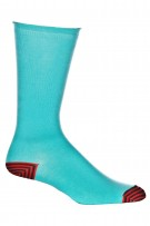 Ozone Men's Basic Turquoise Sock