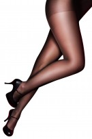 Pretty Polly Curves Ladder Resist 15 Denier Tights 3-Pair Pack