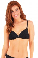 Pretty Polly Essentials Natasha Padded Plunge Bra