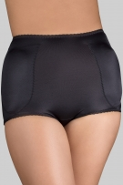 Rago 4-Sided Padded Panty Brief Light Shaping/Removable Pads