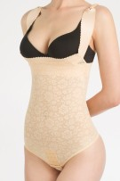 Rago The Perky Lift Lace Torsette