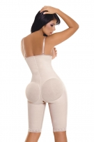 Salome Strapless Liposculpture Girdle with Holes
