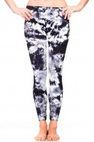 Skinny Tees Tie Dye Leggings